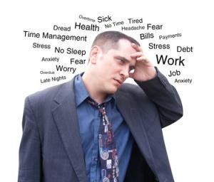 Stress Man